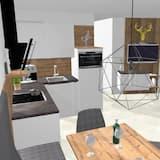 Appartement (3 Bedrooms) - Uitgelichte afbeelding