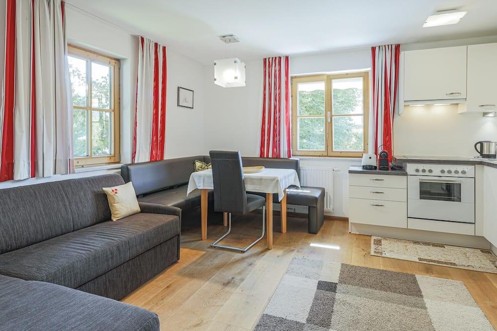 Appartamento (1 Bedroom) - In-Room Dining