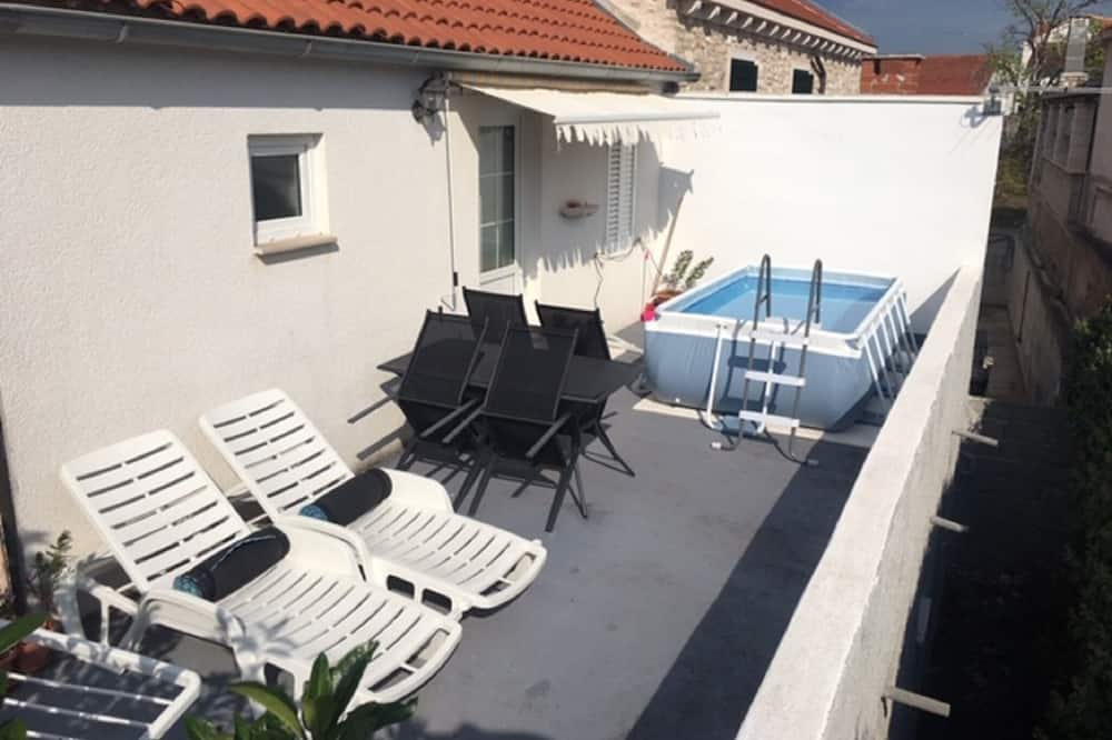 Apartment (Two Bedroom Apartment with Terrace) - Pool