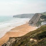 Apartament luksusowy, z łazienką (North Cornish coast) - Plaża