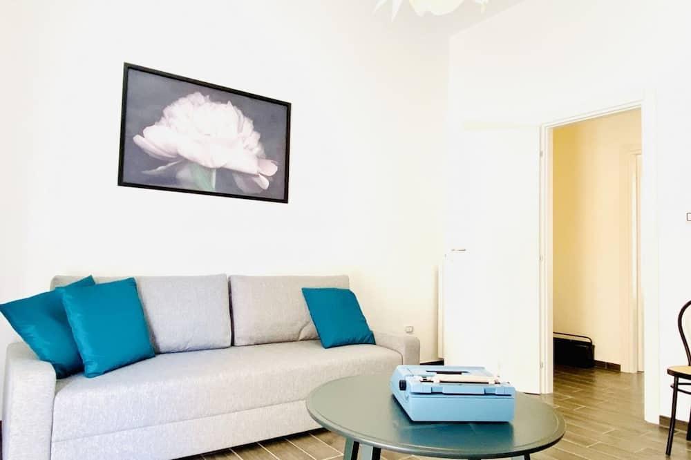 Appartement, 3 chambres (stair access only) - Salle de séjour