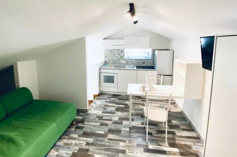 Studio (S.Francesco 6 SA Mansarda) - Room