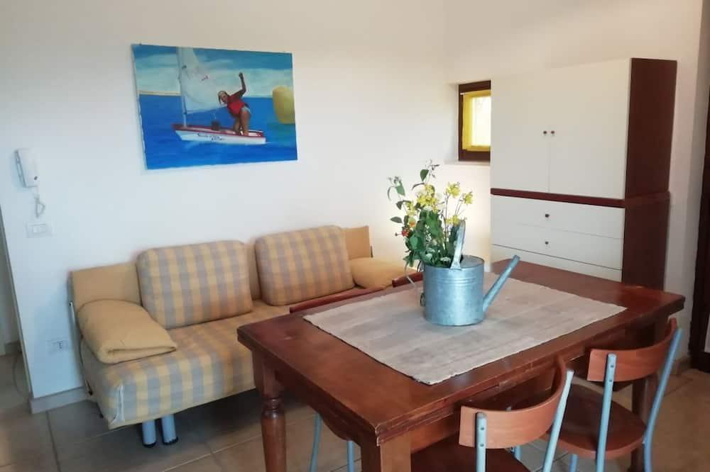 Апартаменти, 1 спальня (MT Argonauti 96) - Житлова площа
