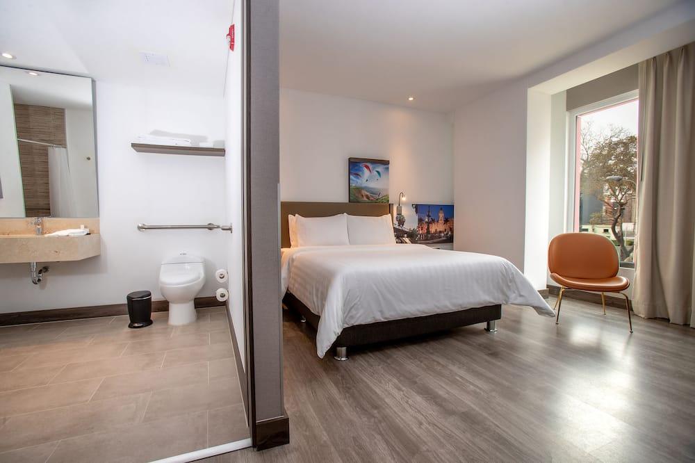 Rom, 1 queensize-seng, handikappvennlig, ikke-røyk - Utvalgt bilde