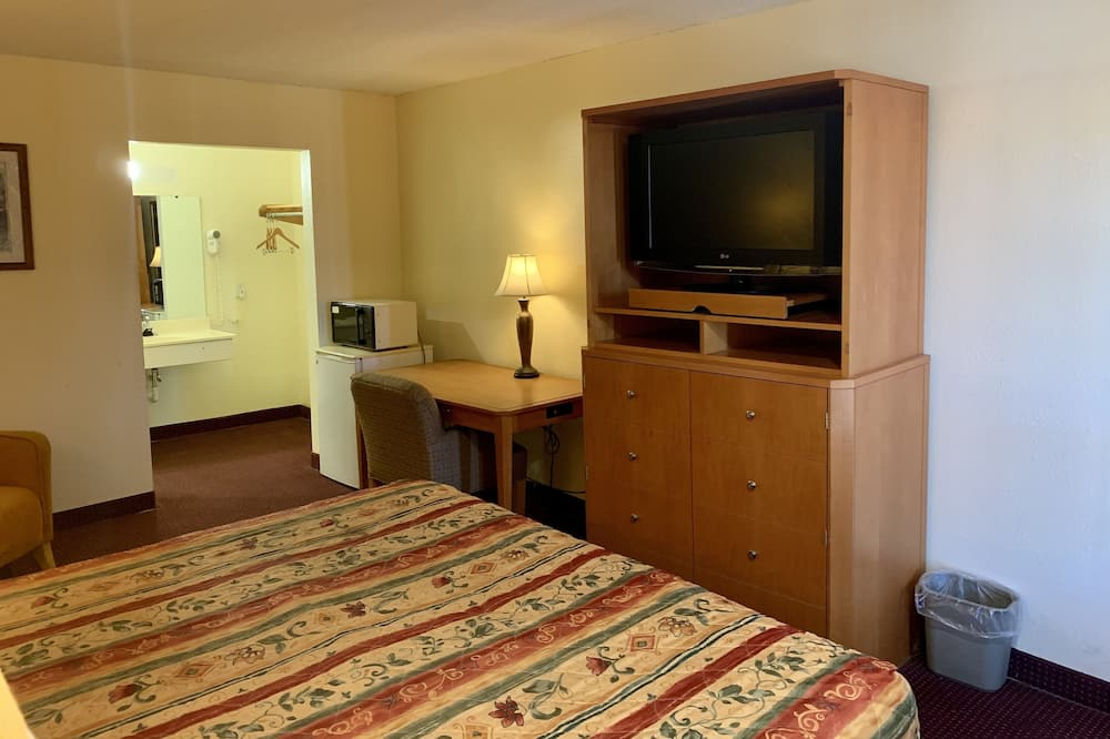 Basic Single Room - Guest Room