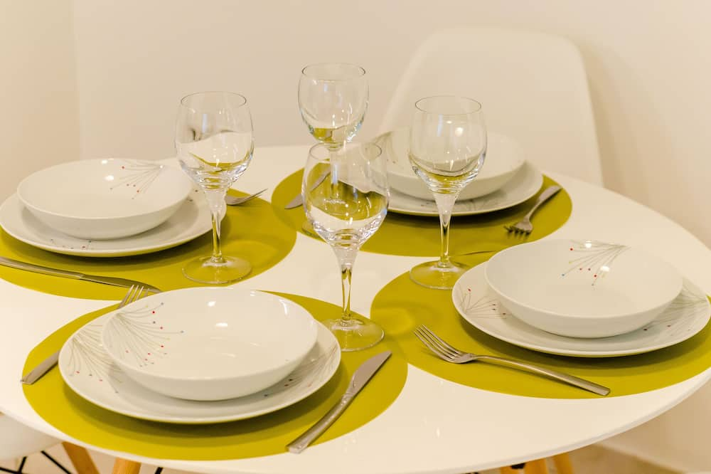Apartment (Two Bedroom Apartment) - In-Room Dining