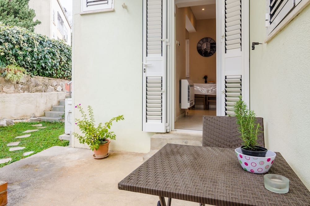 Apartment (One Bedroom Apartment with Terrace) - Balcony