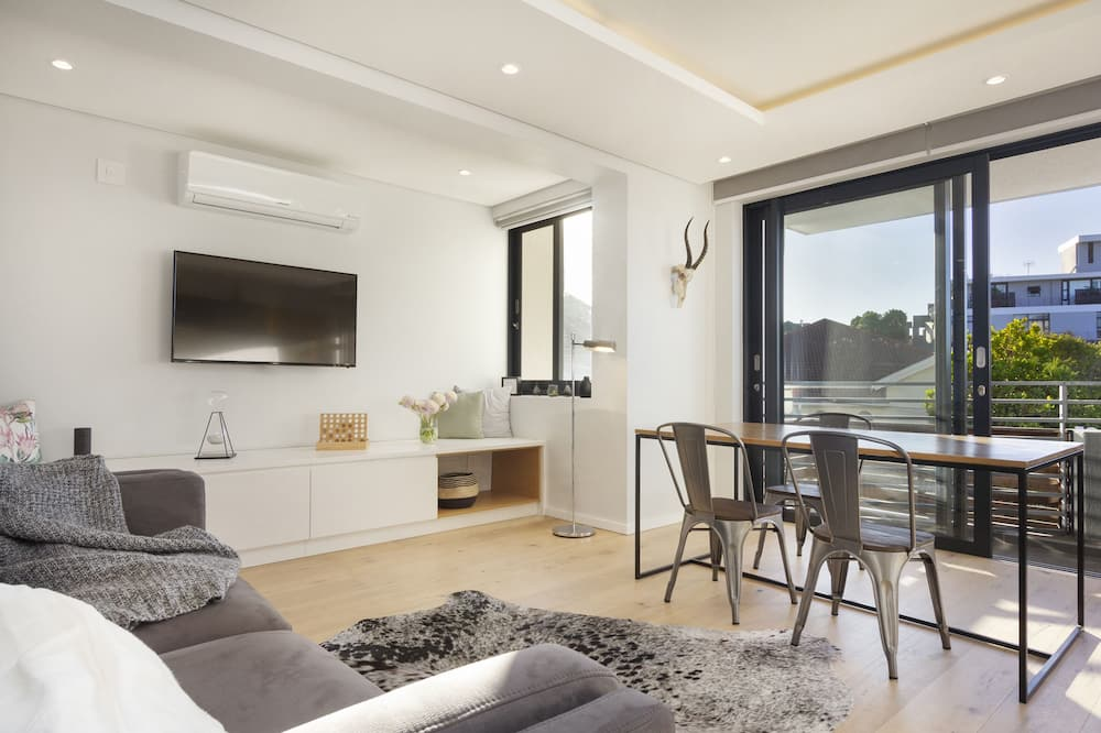 Economy Apartment - Living Area