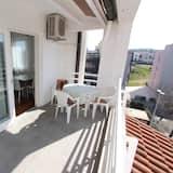 公寓, 1 张双人床和 1 张沙发床, 阳台 - 阳台