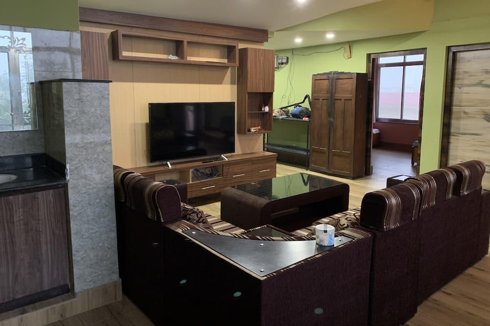 Elite Apartment - Living Area