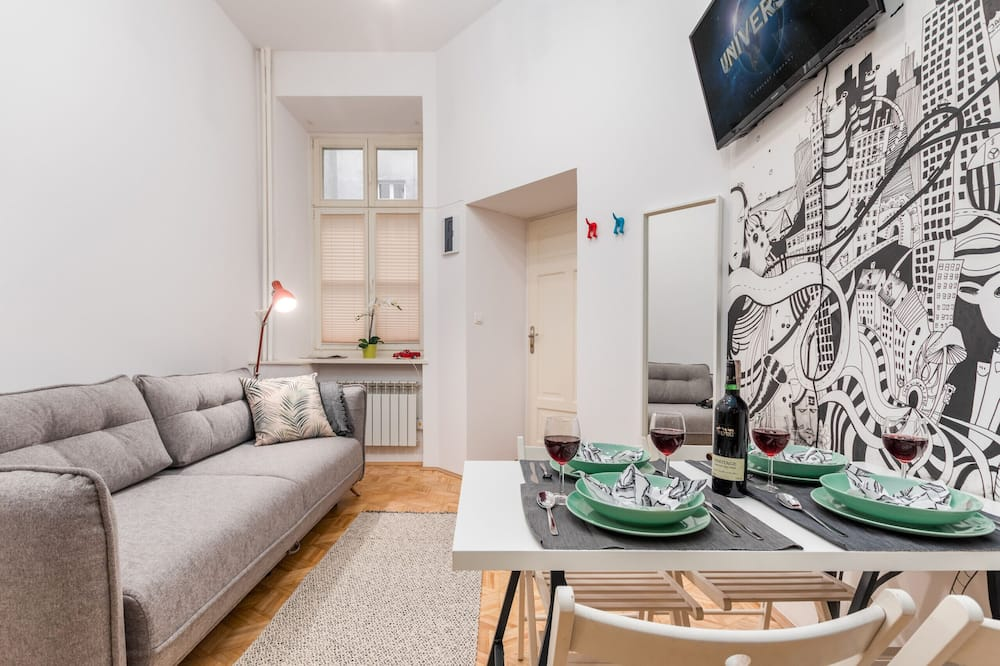 Apartments Aleje Jerozolimskie 85