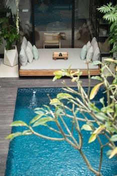 A(z) Talisman Villa Canggu hotel fényképe itt: Canggu