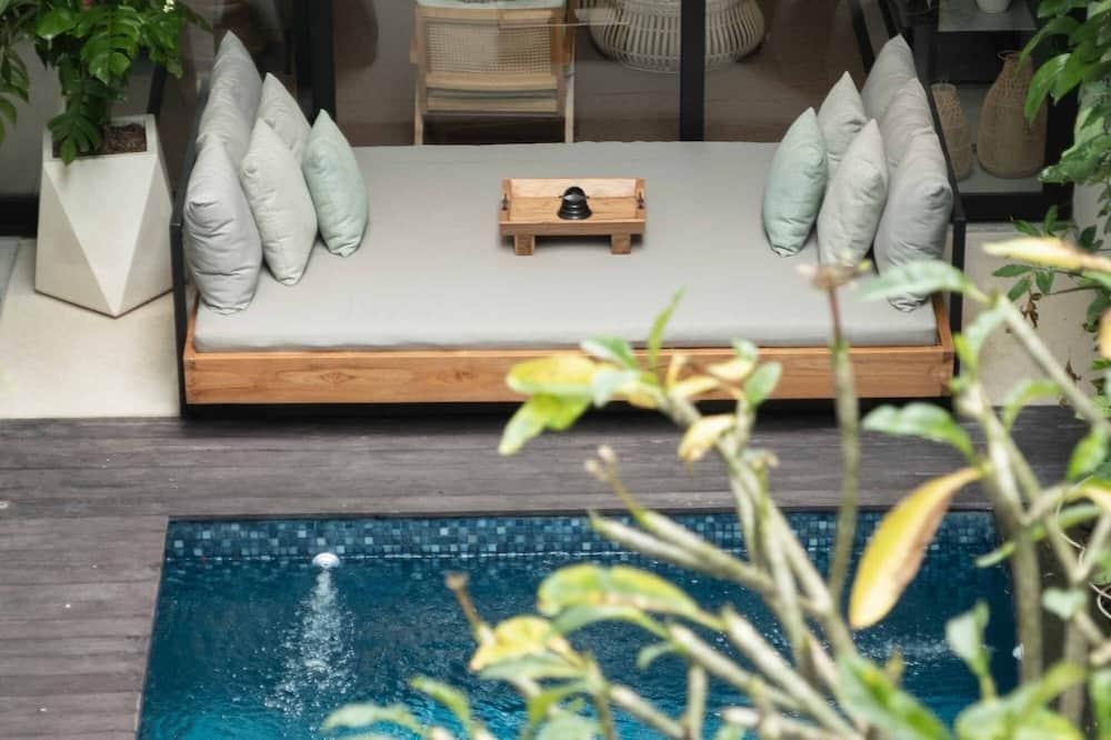 2 Bedrooms Pool Villa Free Benefit - Private pool