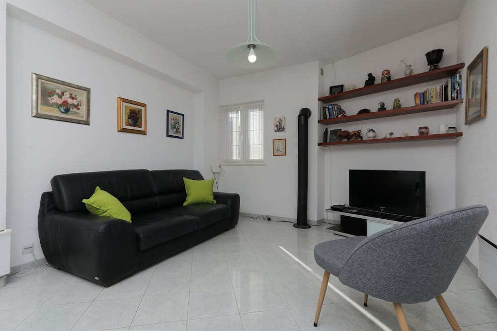 Apartment (Two Bedroom Apartment with Terrace) - Living Room
