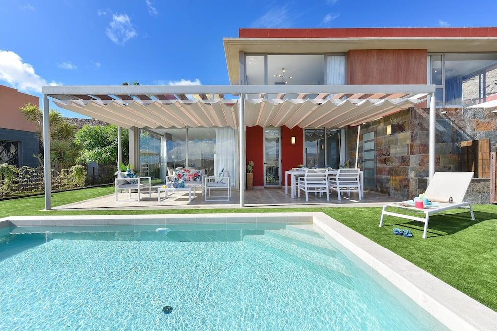Design Villa (2 Bedrooms) - Özel havuz