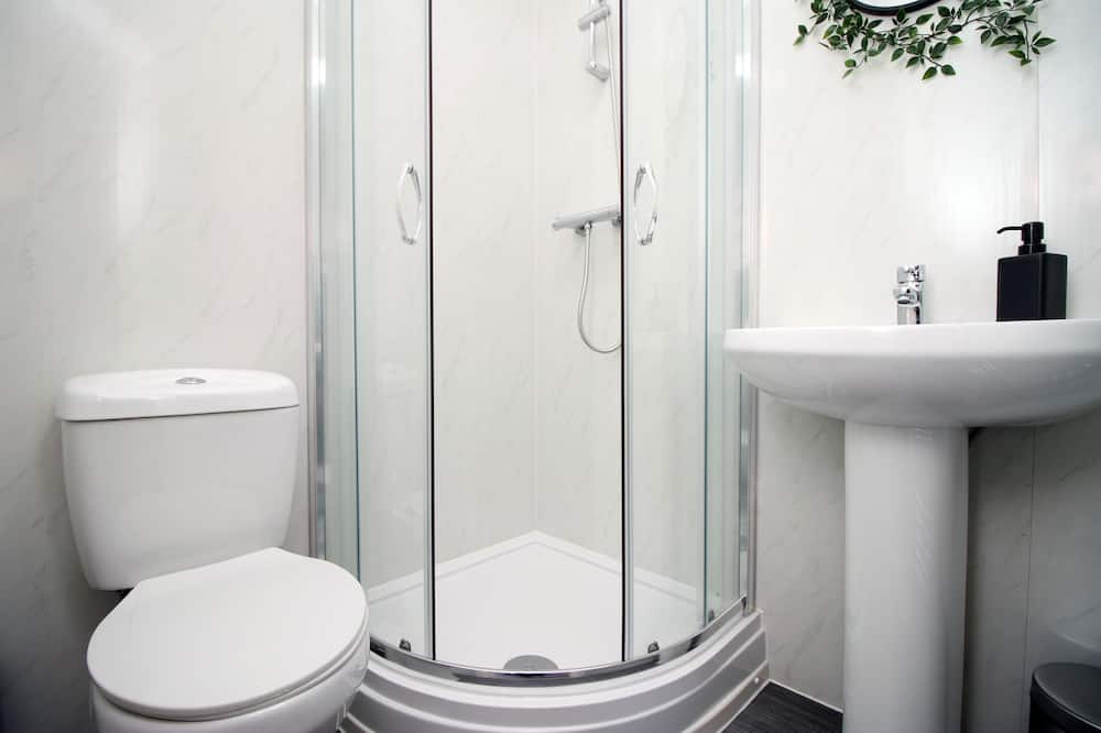 Comfort Στούντιο, 1 Queen Κρεβάτι, Κουζίνα - Μπάνιο