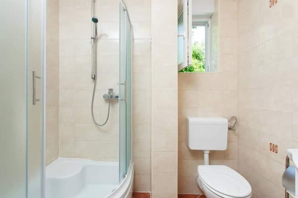 Apartment (One Bedroom Apartment) - Bathroom