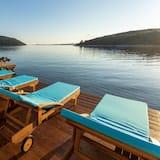 Romantic Villa, 3 Bedrooms, Terrace, Sea View - Beach/Ocean View