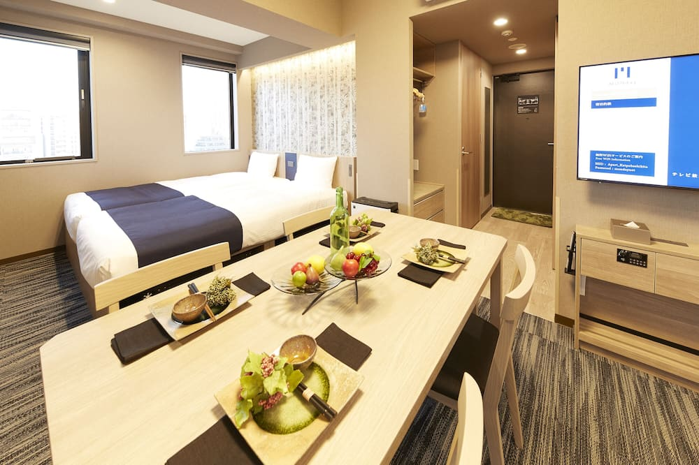 Deluxe Japanese Room, Non Smoking - In-Room Dining