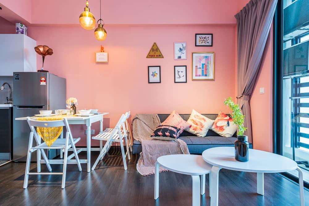 Pokój Design - Powierzchnia mieszkalna