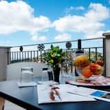 Pokoj Deluxe s dvojlůžkem, balkon - Terasa