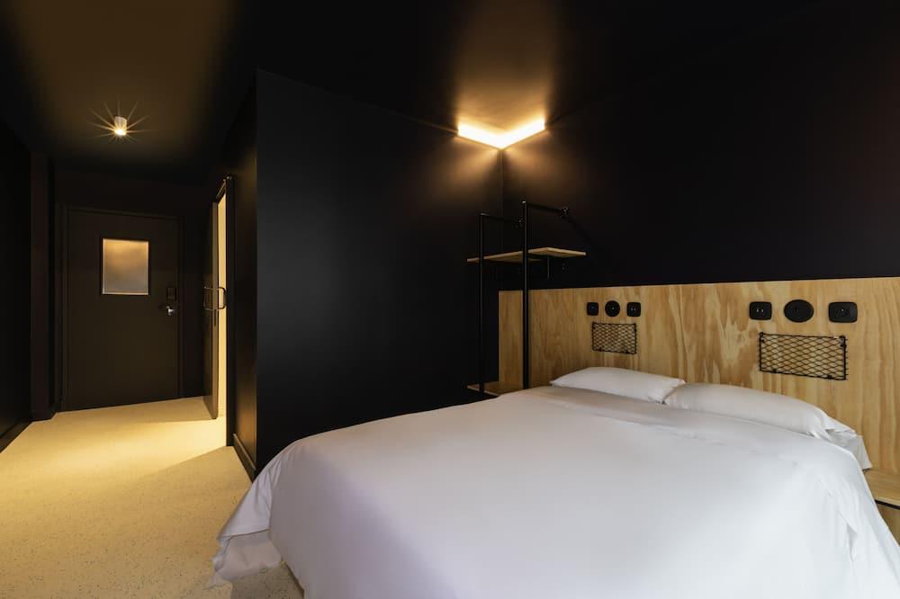 Chambre Double avec salle de bains privée - Accessible aux personnes à mobilité réduite - ห้องน้ำ