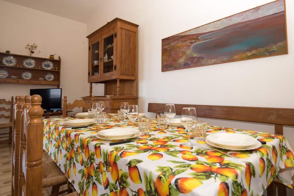 Vila, 3 ložnice, kuchyně, výhled na pláž - Obývací pokoj