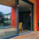 Design Apartment, Ensuite (LE DECK 14 pers) - Pemandangan Balkoni