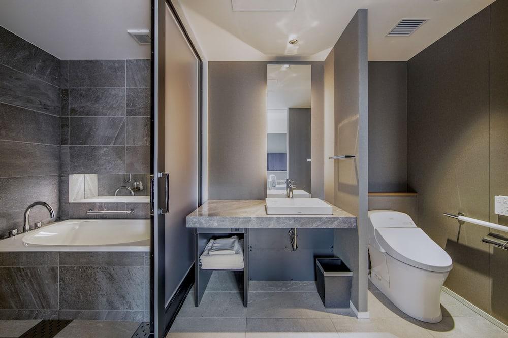 特色雙床房, 非吸煙房 (Oike) - 浴室