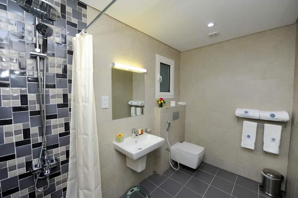 Апартаменты «Делюкс», 2 спальни - Ванная комната