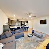 Residenza, 4 camere da letto - Soggiorno