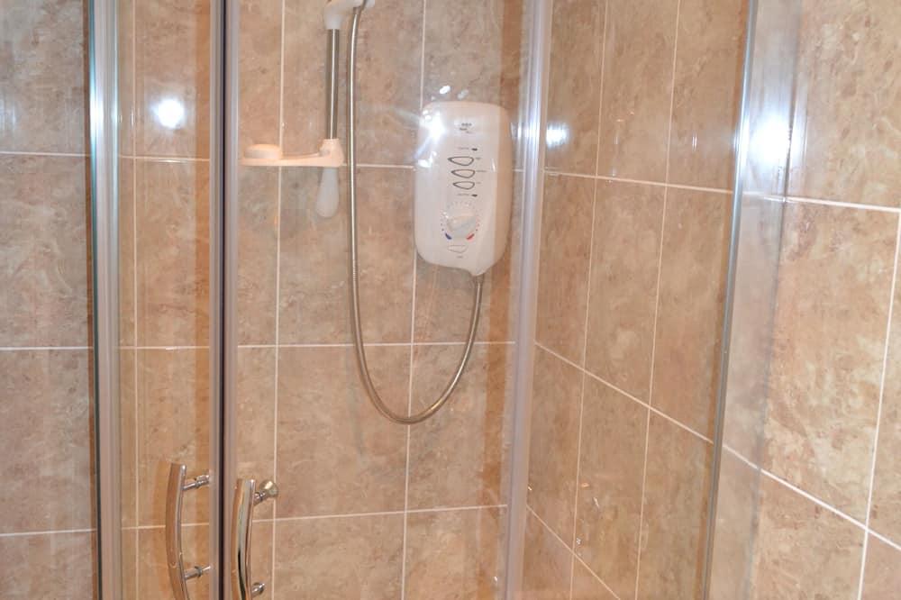 Сімейний котедж, суміжна ванна кімната, з частковим видом на море (Osborne Cottage) - Ванна кімната