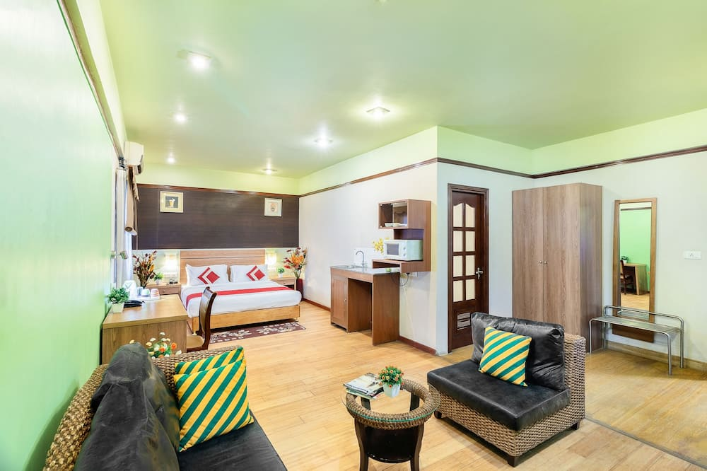 Family Double Room - Guest Room