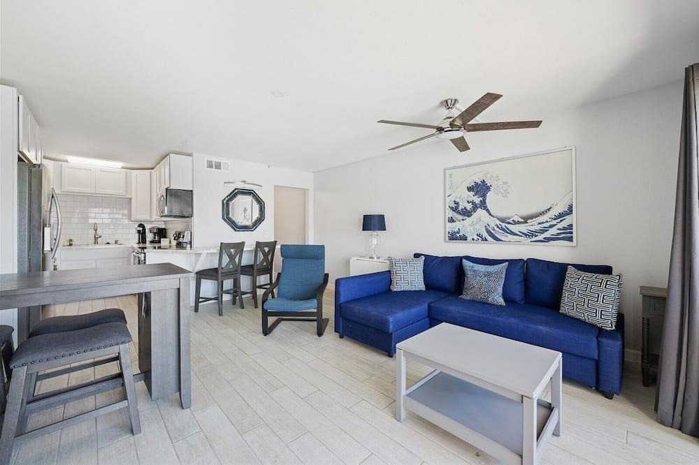 Condo (The Summit 1122) - Living Room
