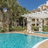 Condo, 1 King Bed (Pilot House 317) - Pool