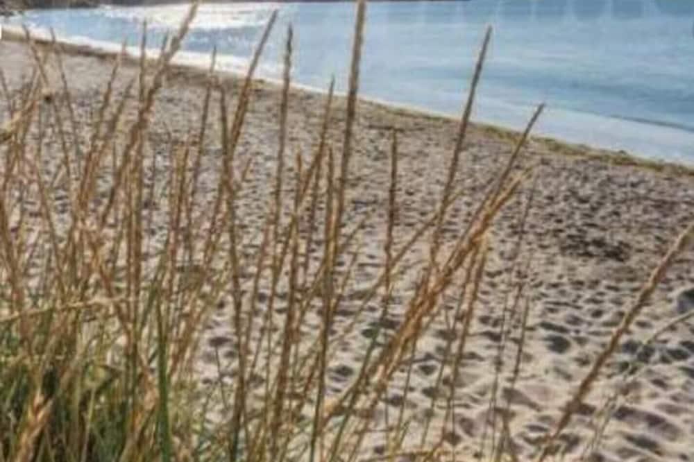 דירה, מיטת קווין וספה נפתחת - חוף ים