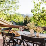 하우스, 침대(여러 개) (Scarlett - Mountain Home w Views & Ho) - 발코니