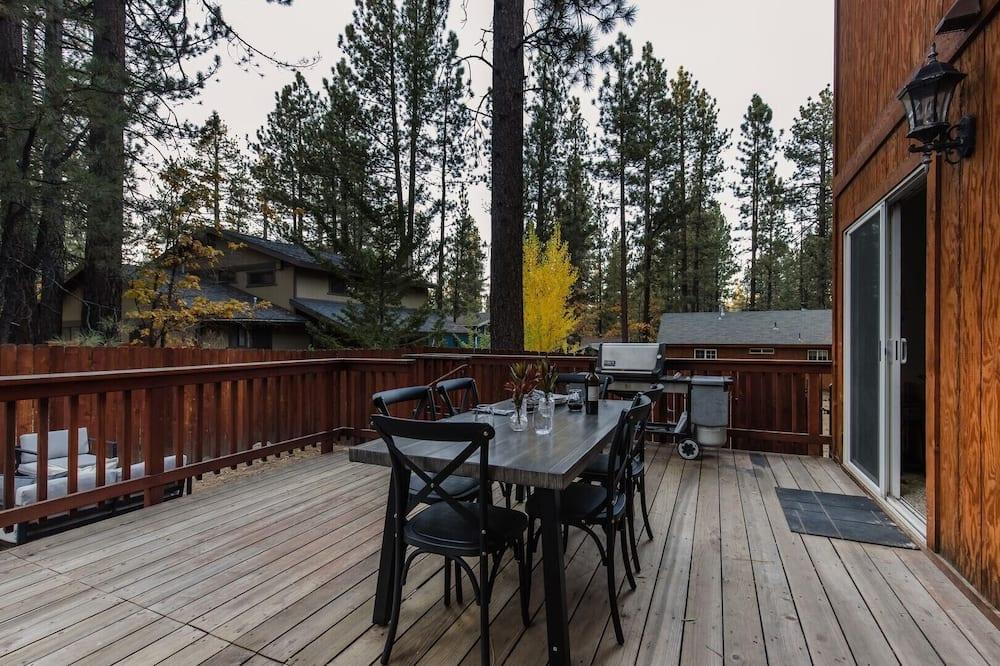 Casa, Letti multipli (Summit Cabin 1 - Jumper) - Balcone