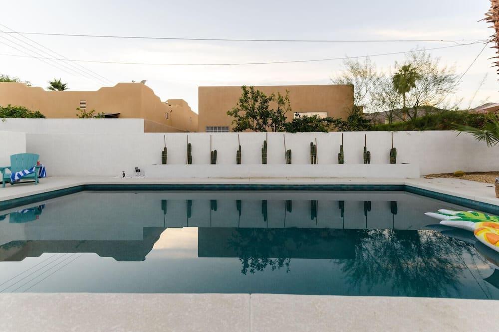 House, Multiple Beds (Casa Piña - Vibrant Palm Springs Oasi) - Pool