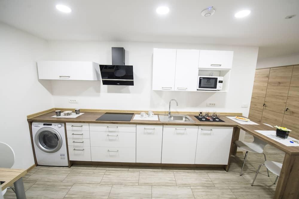 Twin Room (Twin room) - Shared kitchen facilities