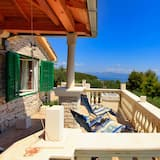 Ferienhaus (One Bedroom Holiday Home with Terrace) - Terrasse/Patio