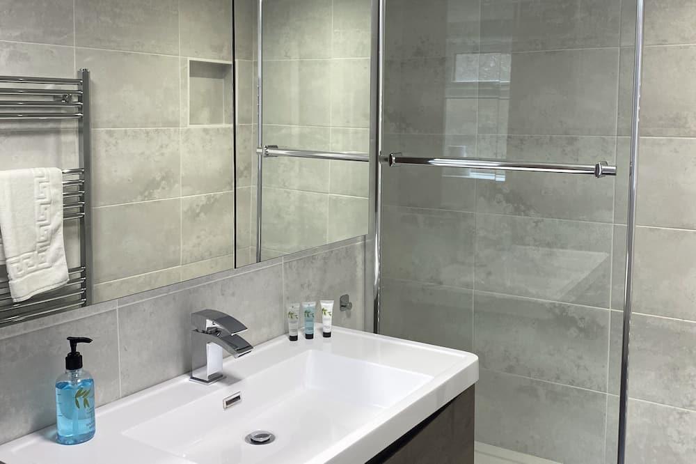 Luxusný apartmán, súkromná kúpeľňa (Apt 1) - Kúpeľňa