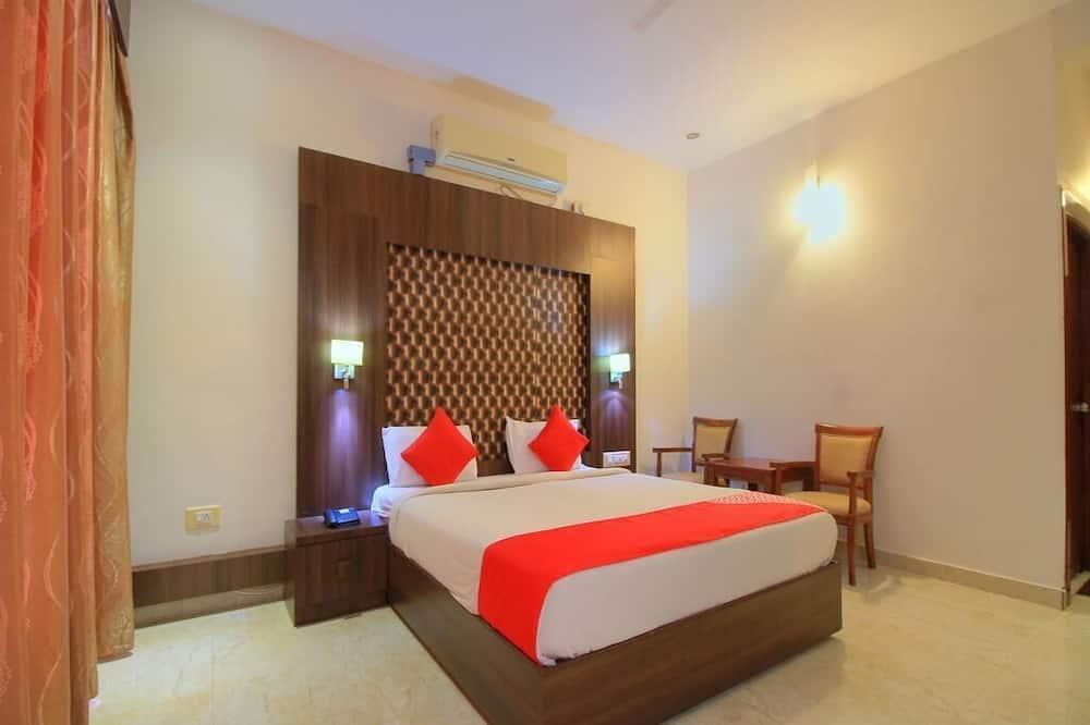 חדר דה-לוקס זוגי - חדר אורחים