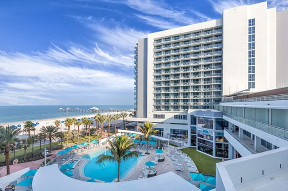 Beach Front Club Wyndham Clearwater Beach Resort ONE Bedroom Deluxe