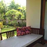 Kotedža, 1 divguļamā karaļa gulta - Balkons