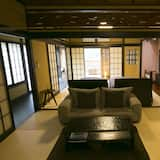 Suite Room with Open-Air Bath, Non Smoking - Living Room