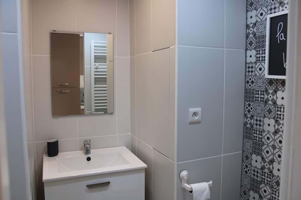 Στούντιο, Μπάνιο στο δωμάτιο, Θέα στο Λιμάνι (STUDIO RDC) - Μπάνιο