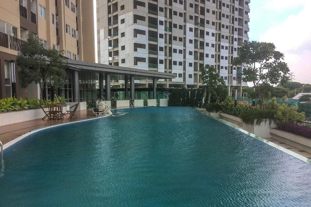 Comfortable and Spacious 2BR at Oasis Cikarang Apartment