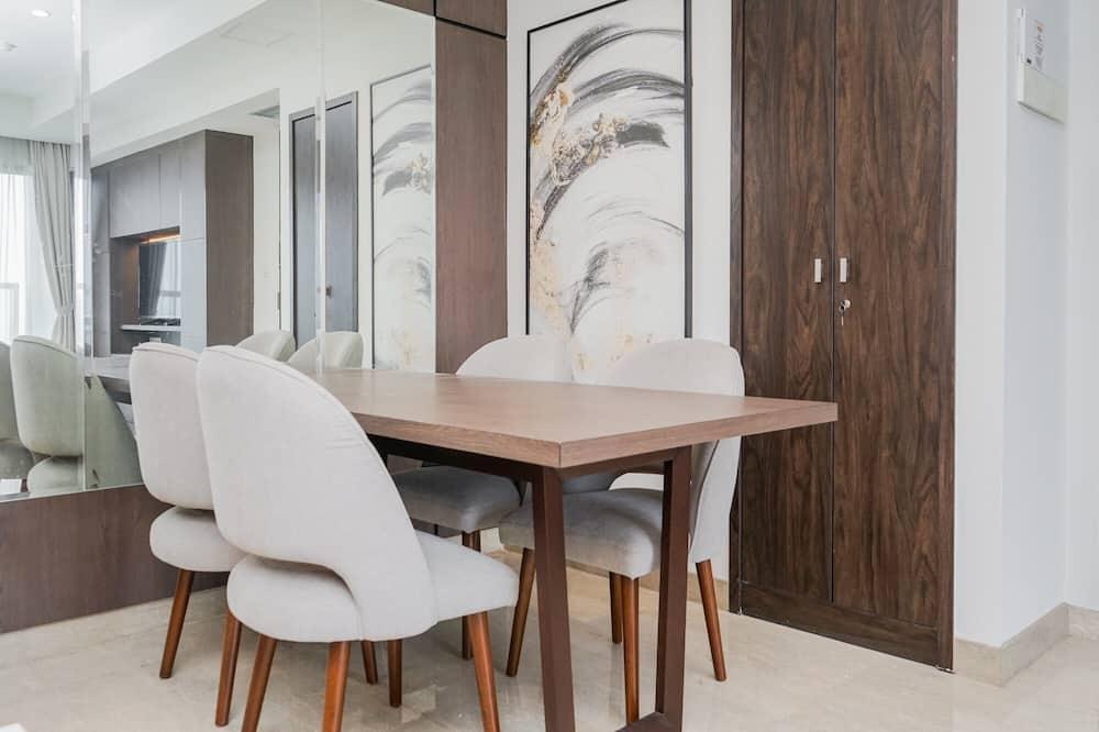 Appartamento, non fumatori, angolo cottura - Pasti in camera