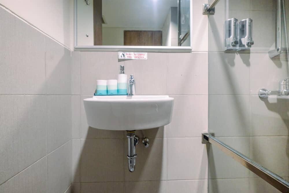 公寓, 非吸煙房, 簡易廚房 - 浴室